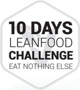 10 DAYS LEANFOOD CHALLENGE