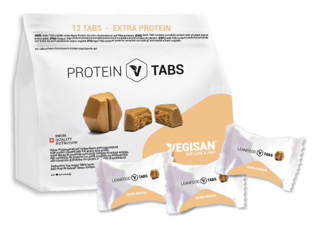 12 EXTRA PROTEIN TABS